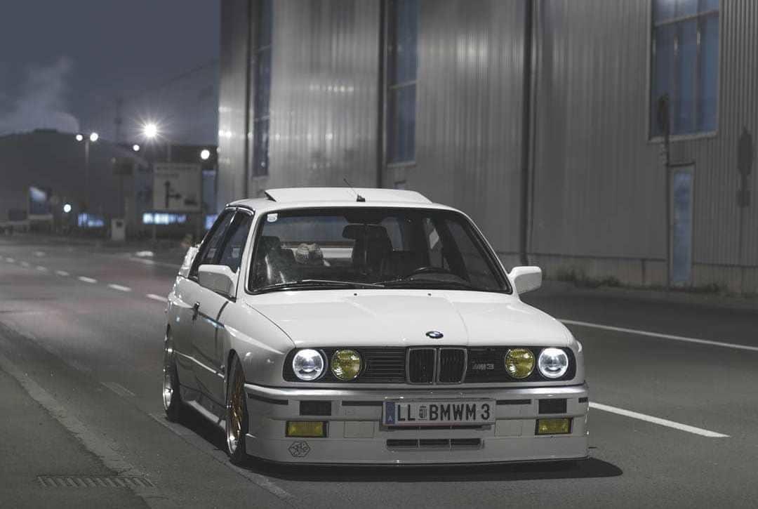 BMW E30 M3 Fog Lights