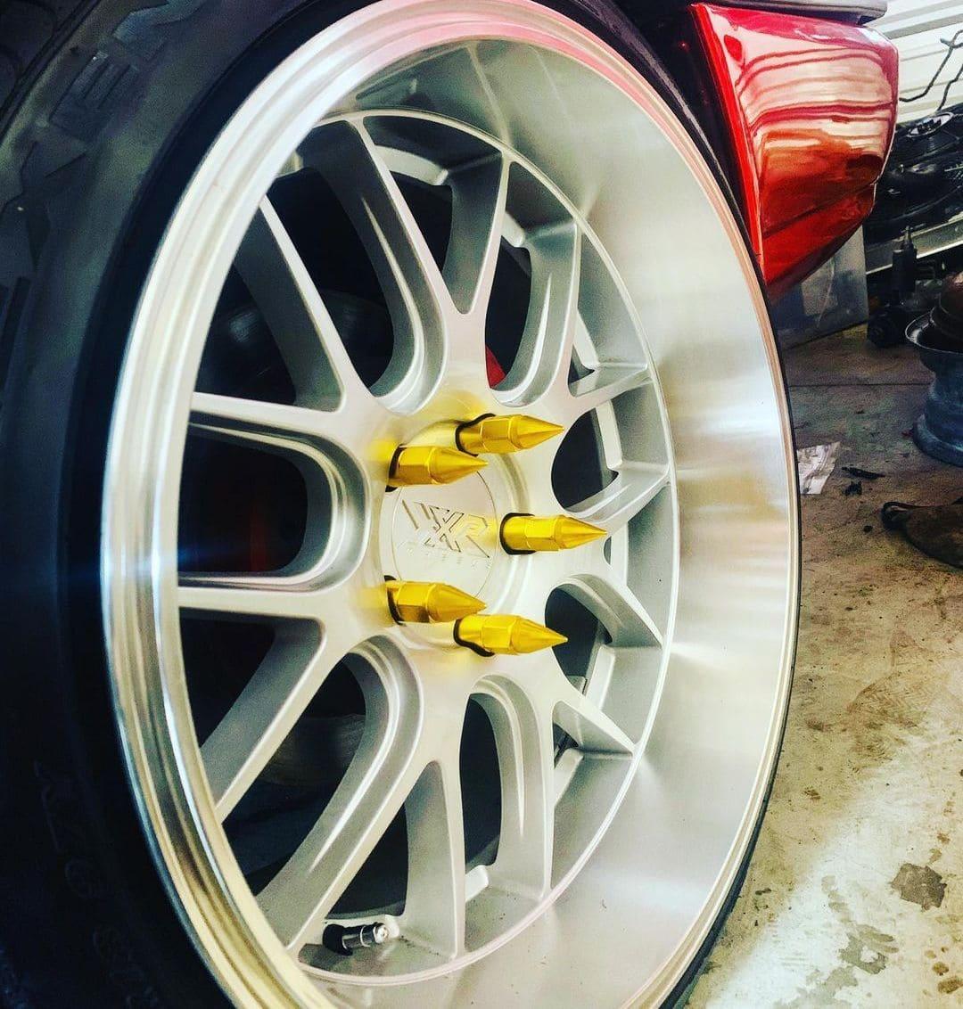 Toyota Supra MK3 Rims
