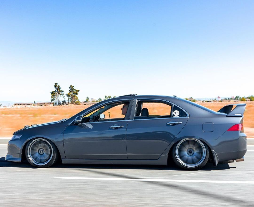 Acura TSX Wing