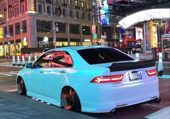 Acura TSX CL9 modded