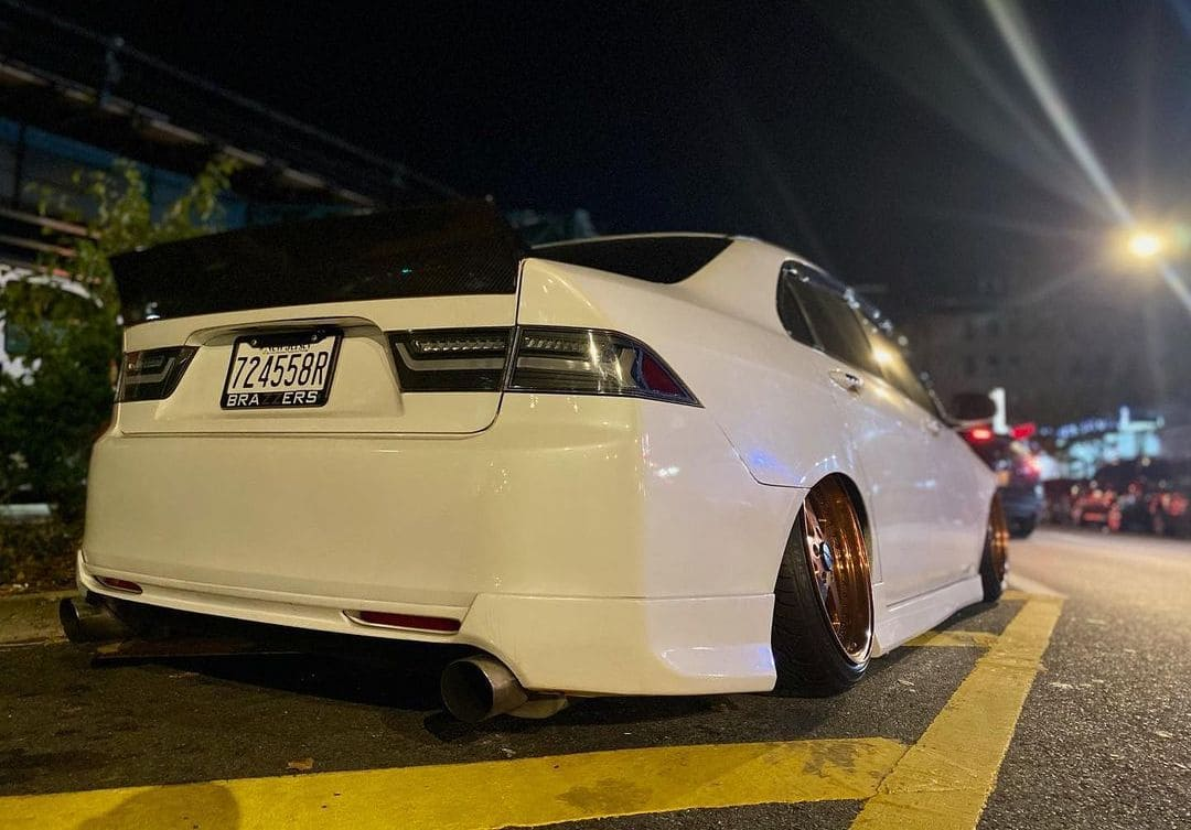 stance Acura TSX CL9