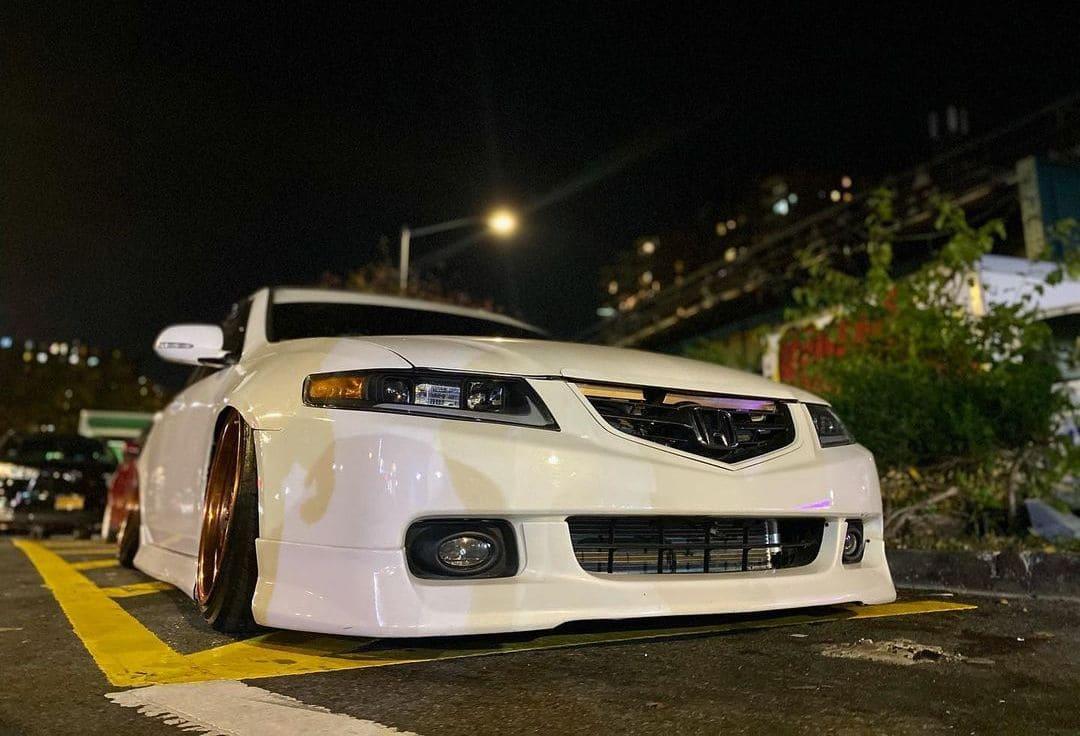 Acura TSX CL9 body kit