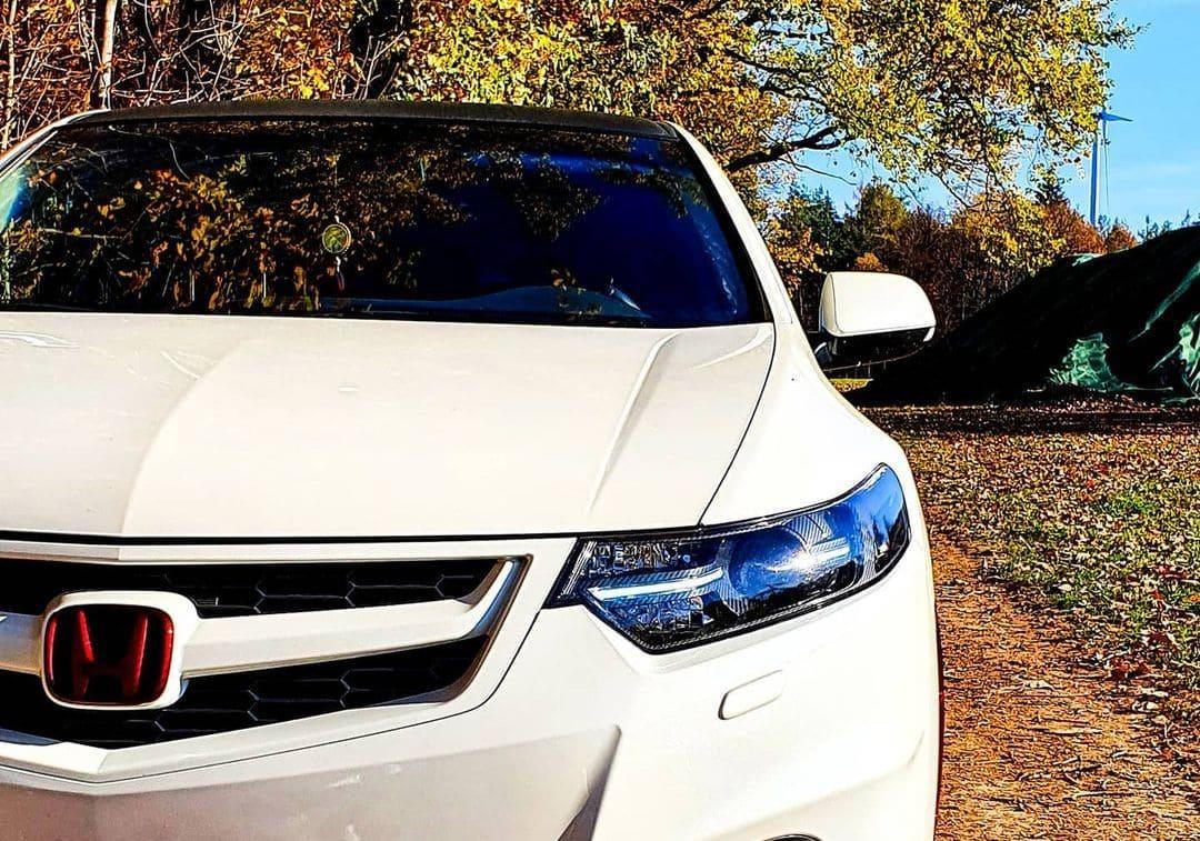 Honda Accord Type S Headlights