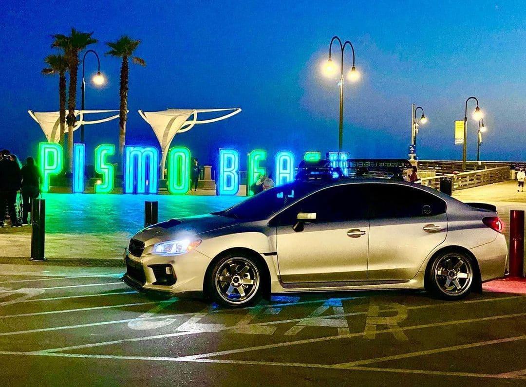 Subaru WRX Tinted