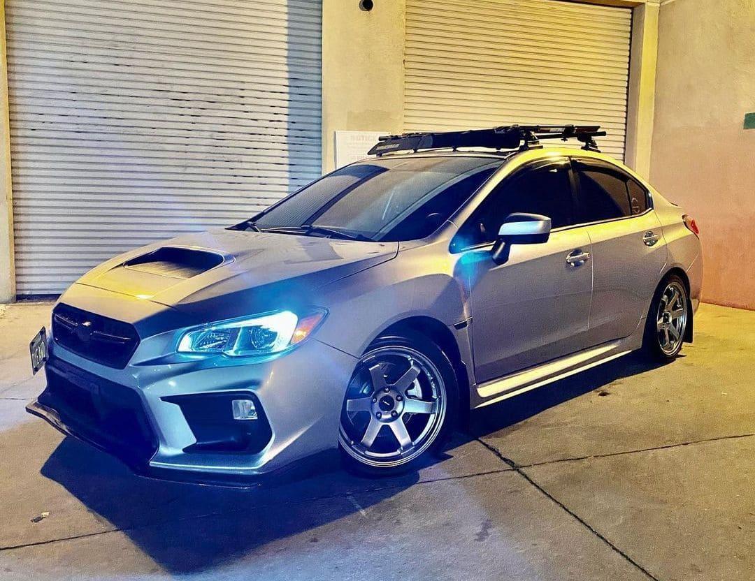 Subaru WRX Roof Rack