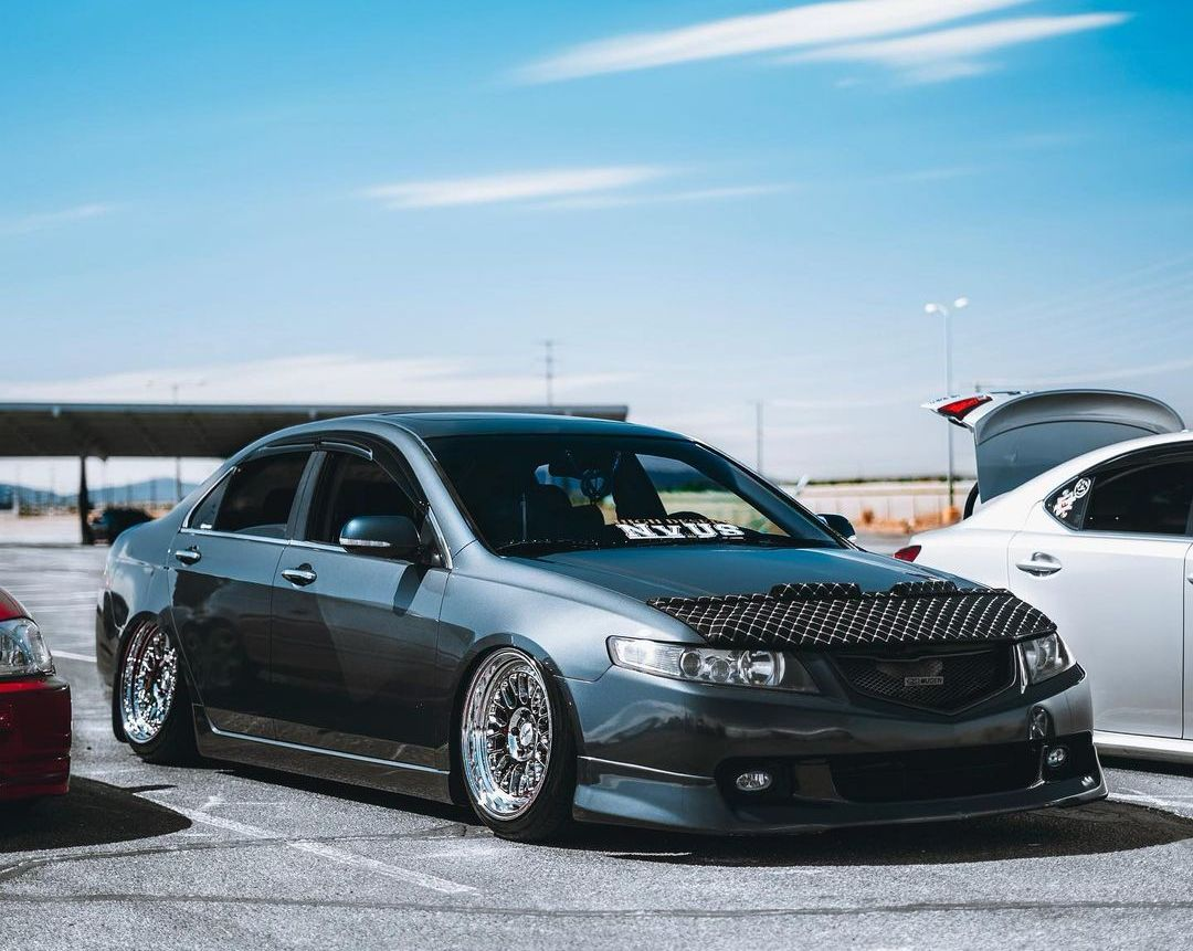 Acura TSX With Rims