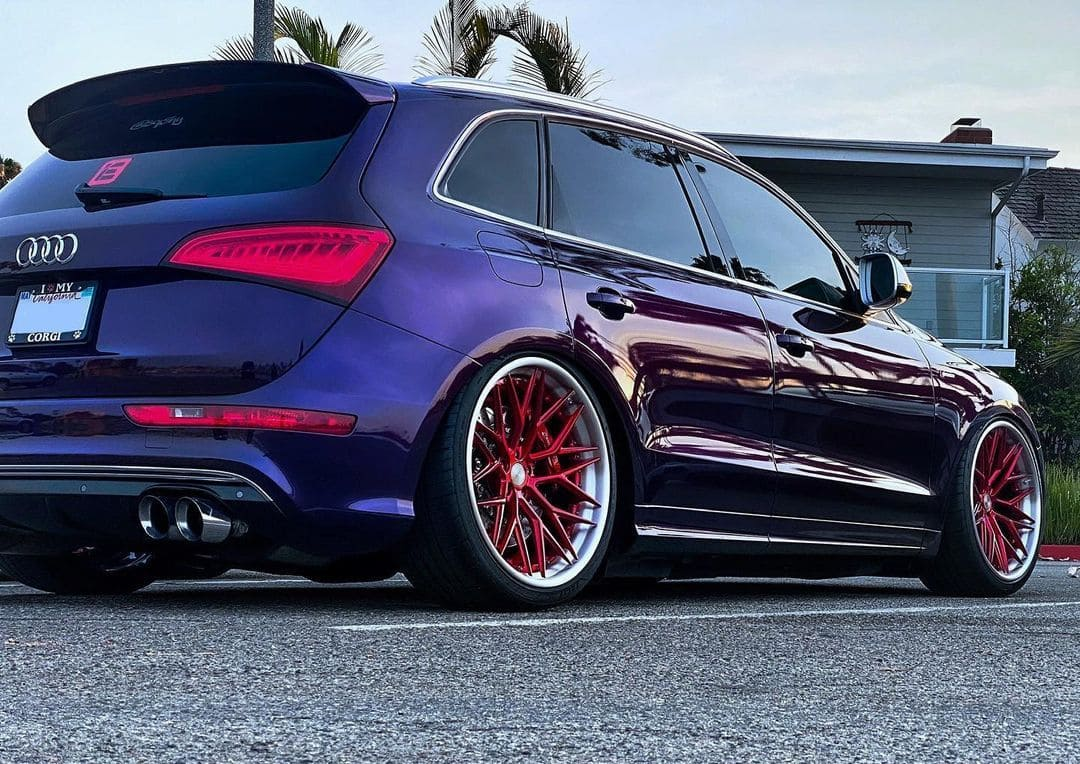 Modified Audi SQ5