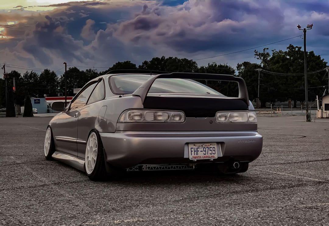 Acura Integra Taillights