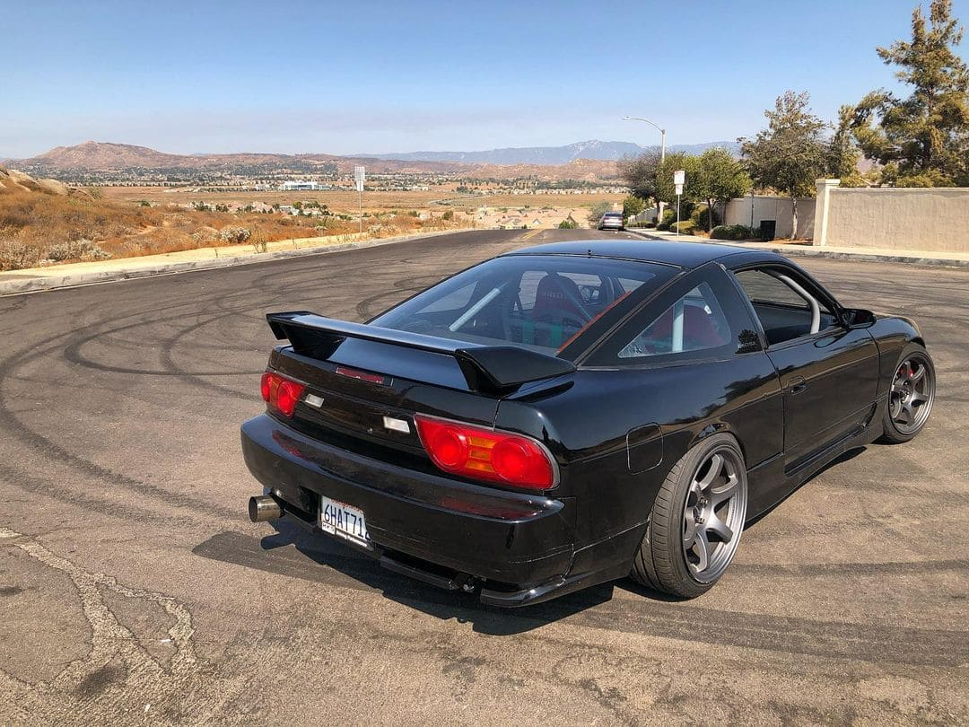 Nissan 240sx Wing