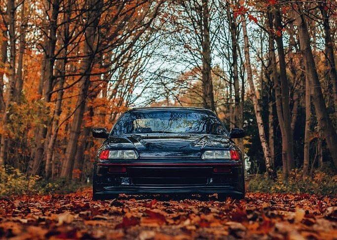 Jonny's Turner 1989 Honda CRX