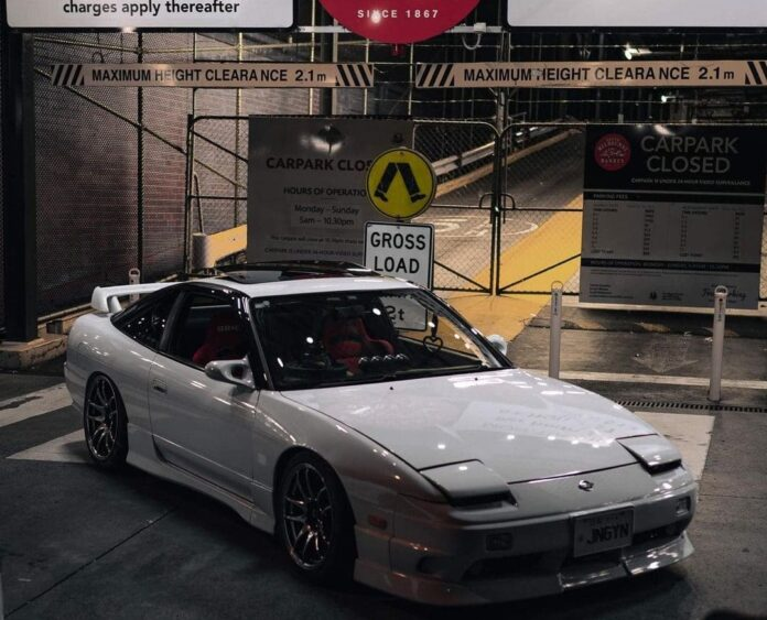 John Nguyen's 1997 Nissan 180sx Type X