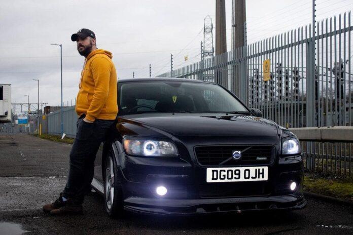 Phil O'Donovan's 2009 Volvo C30
