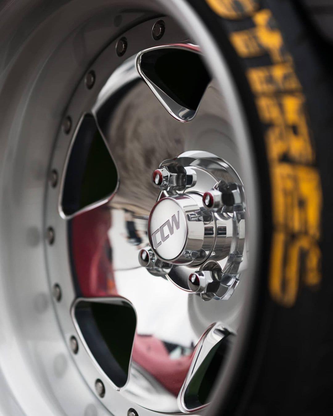 89 Honda Civic Wheels