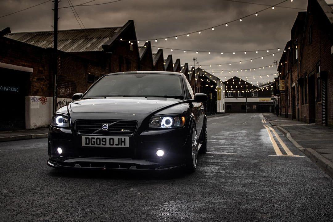 Volvo C30 Fog Lights