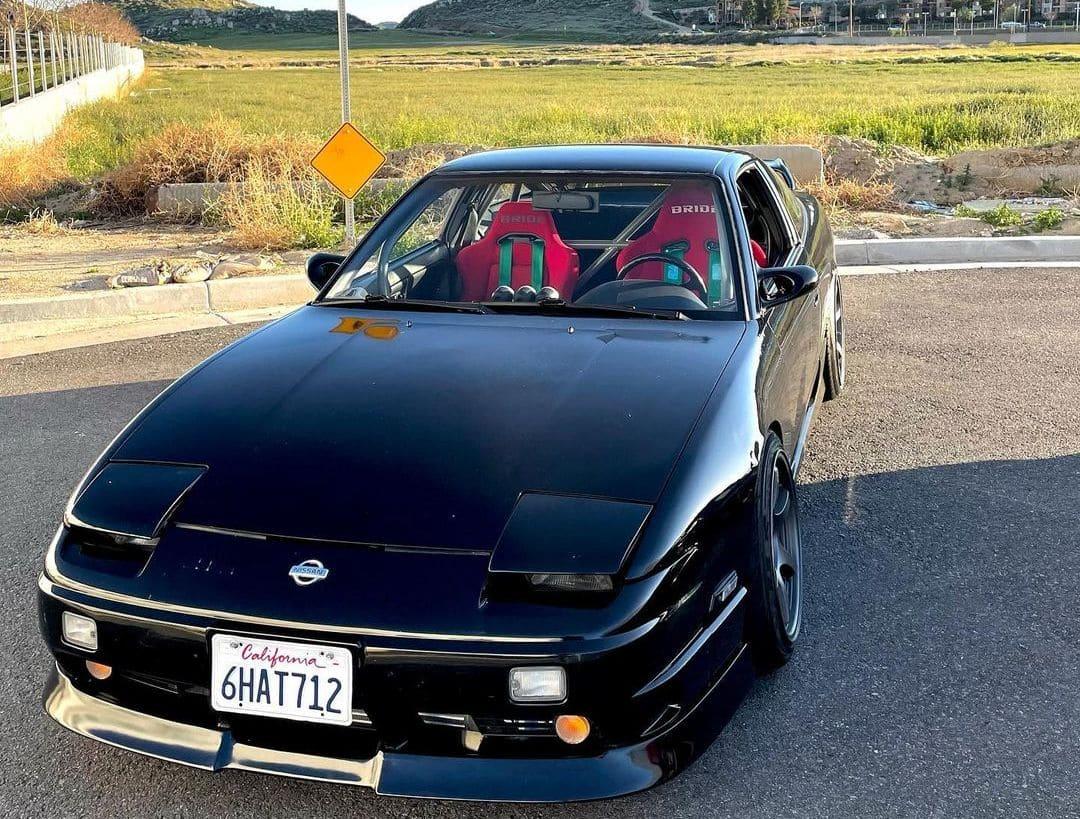 Nissan 240sx Front lip