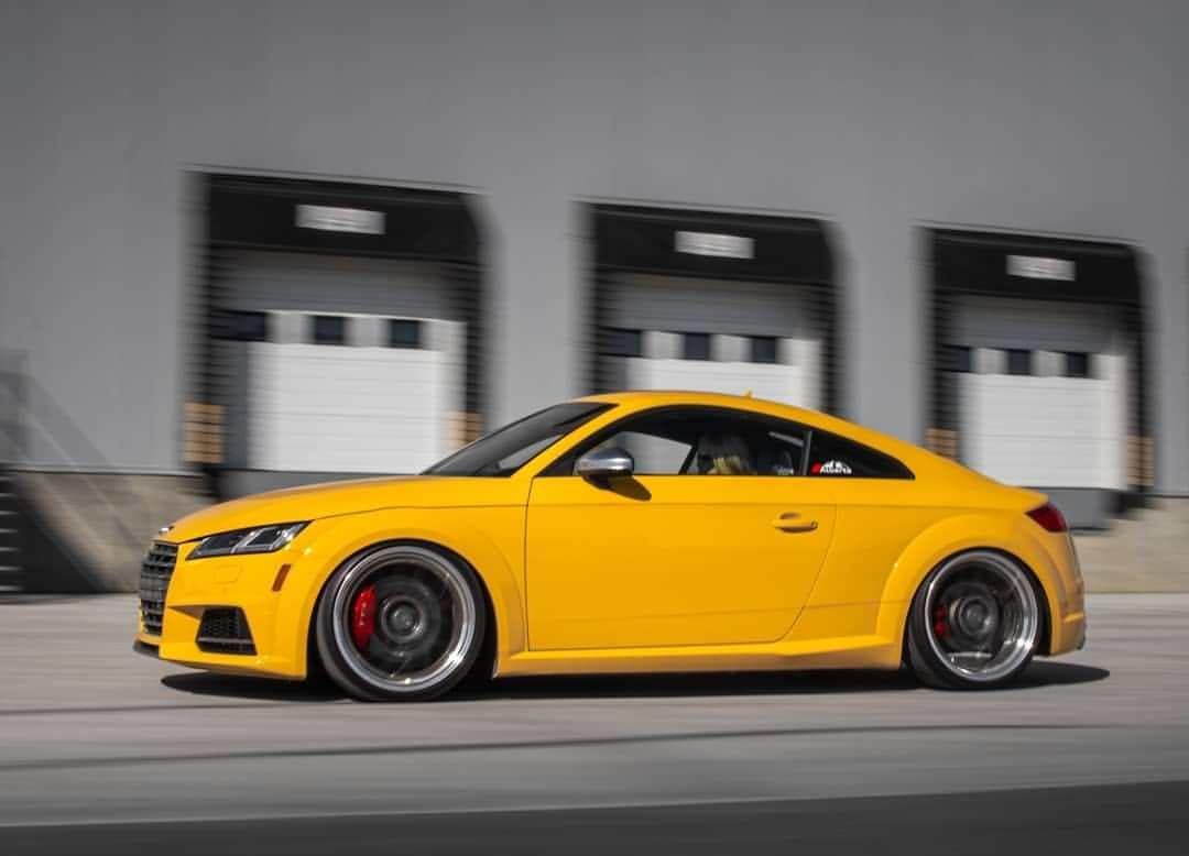 Modified Audi TTS
