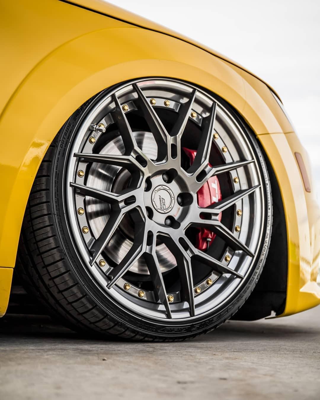 Audi TTS Rims