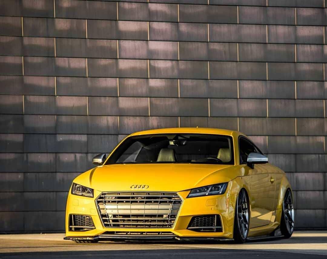 Audi TTS Headlights