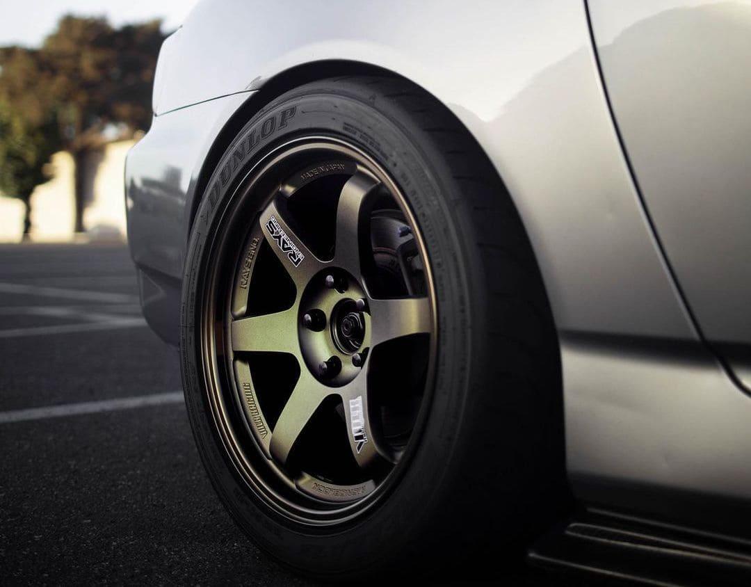 Lowered Honda S2000