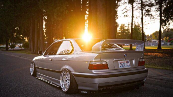 Andrew's BMW E36 M3