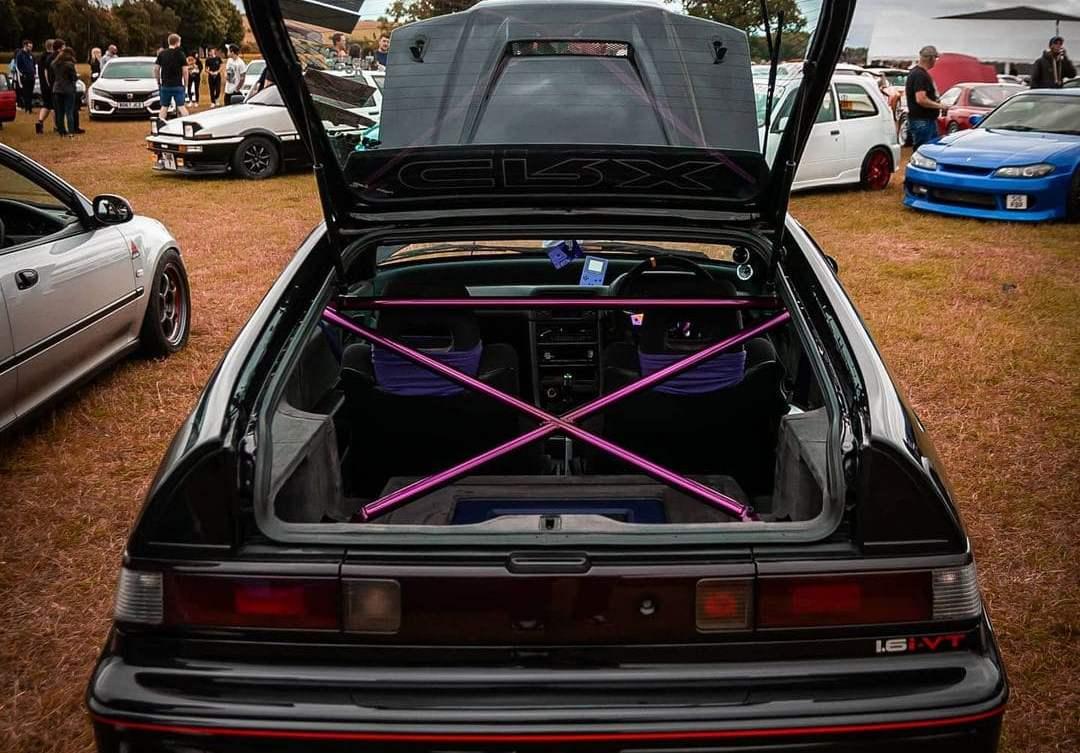 Honda CRX Hatch