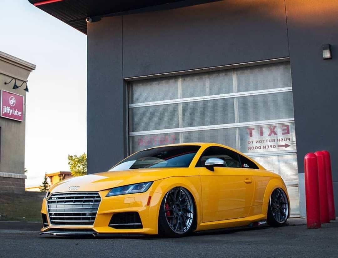 Audi TTS Front End