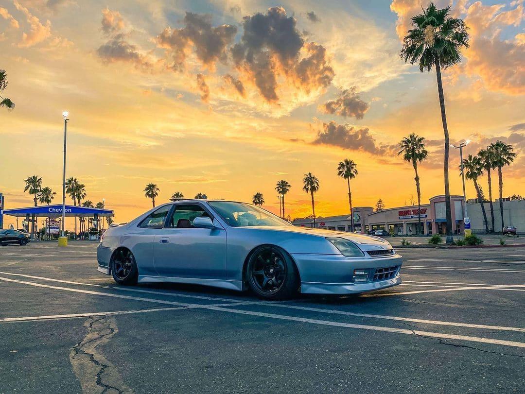 Custom Honda Prelude