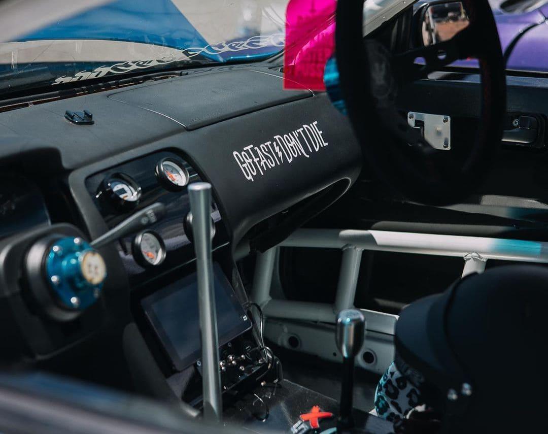 Nissan s14 Interior
