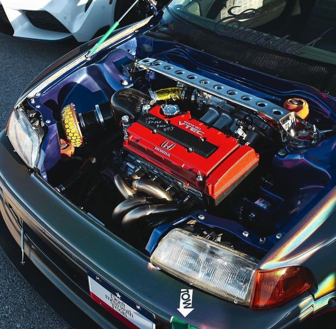 Custom 89 Honda Civic