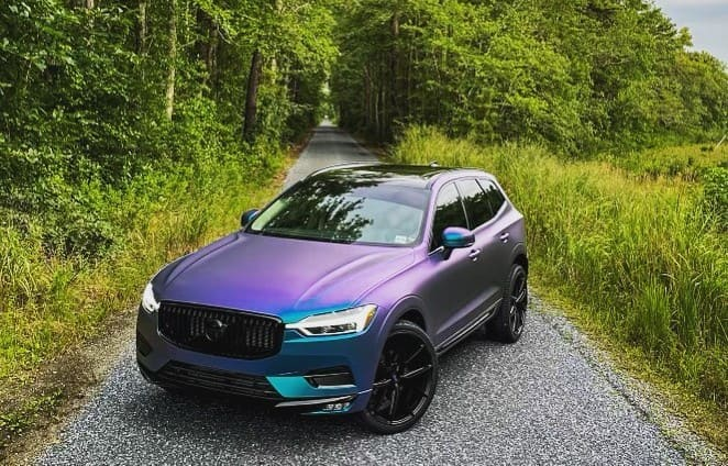 Volvo XC60 Front End