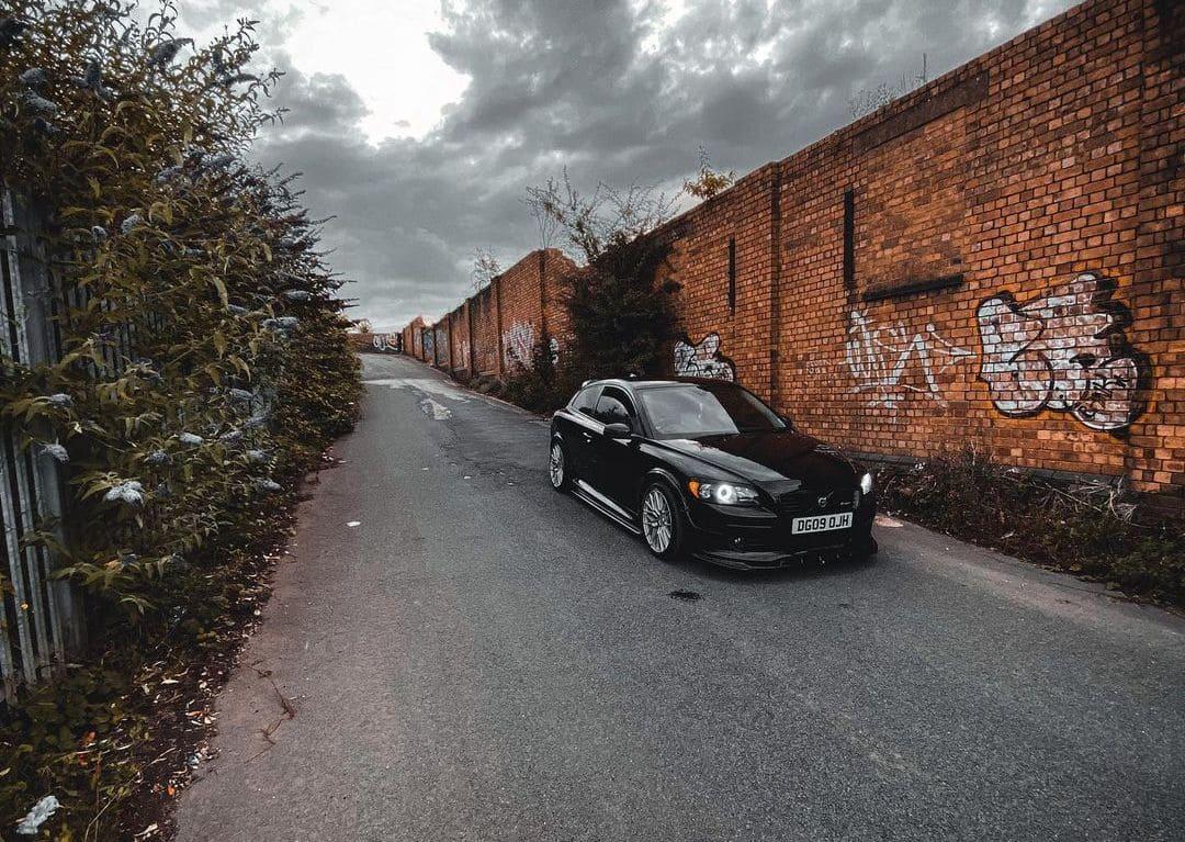 Modified Volvo C30