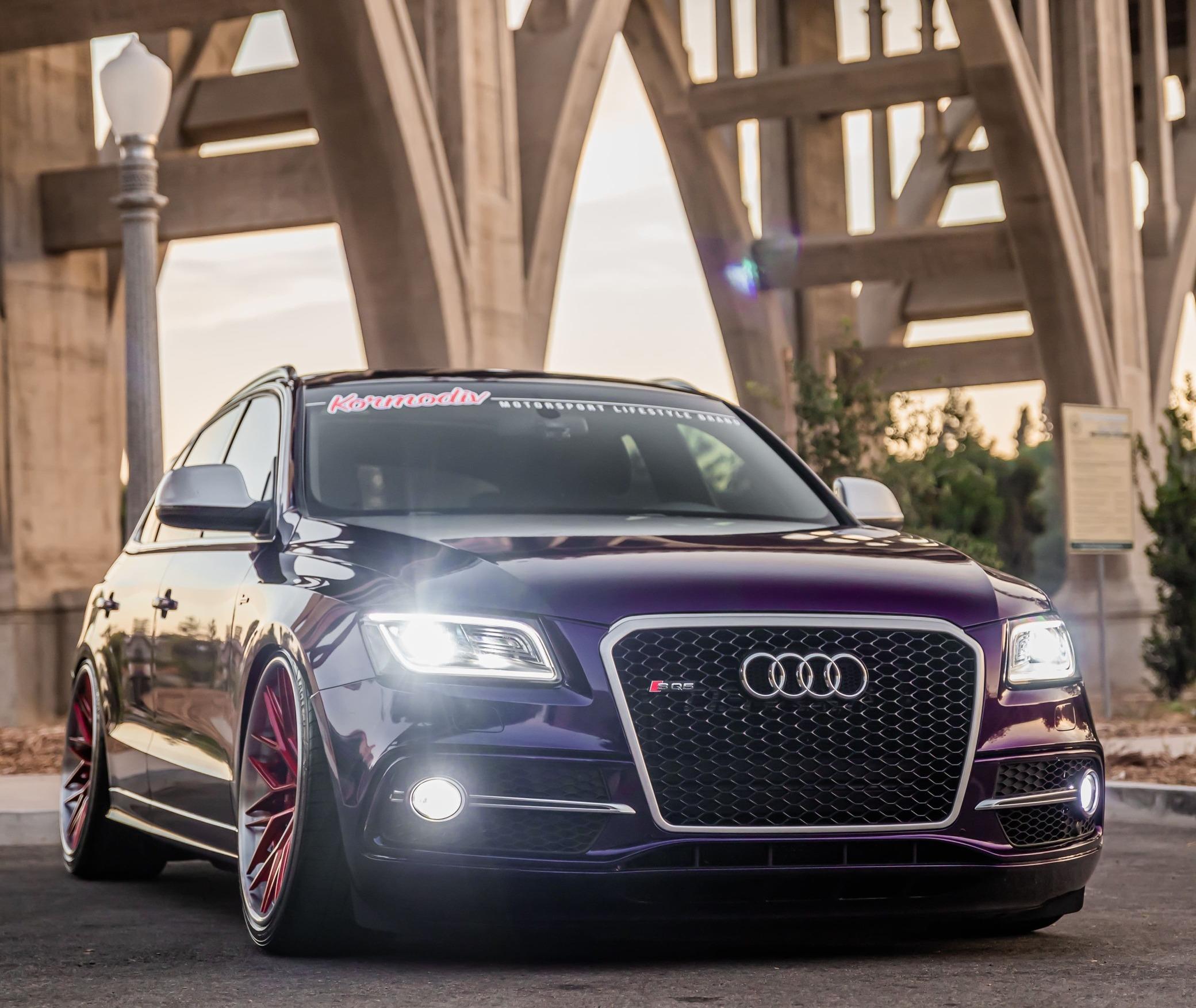 Audi SQ5 Fog Lights