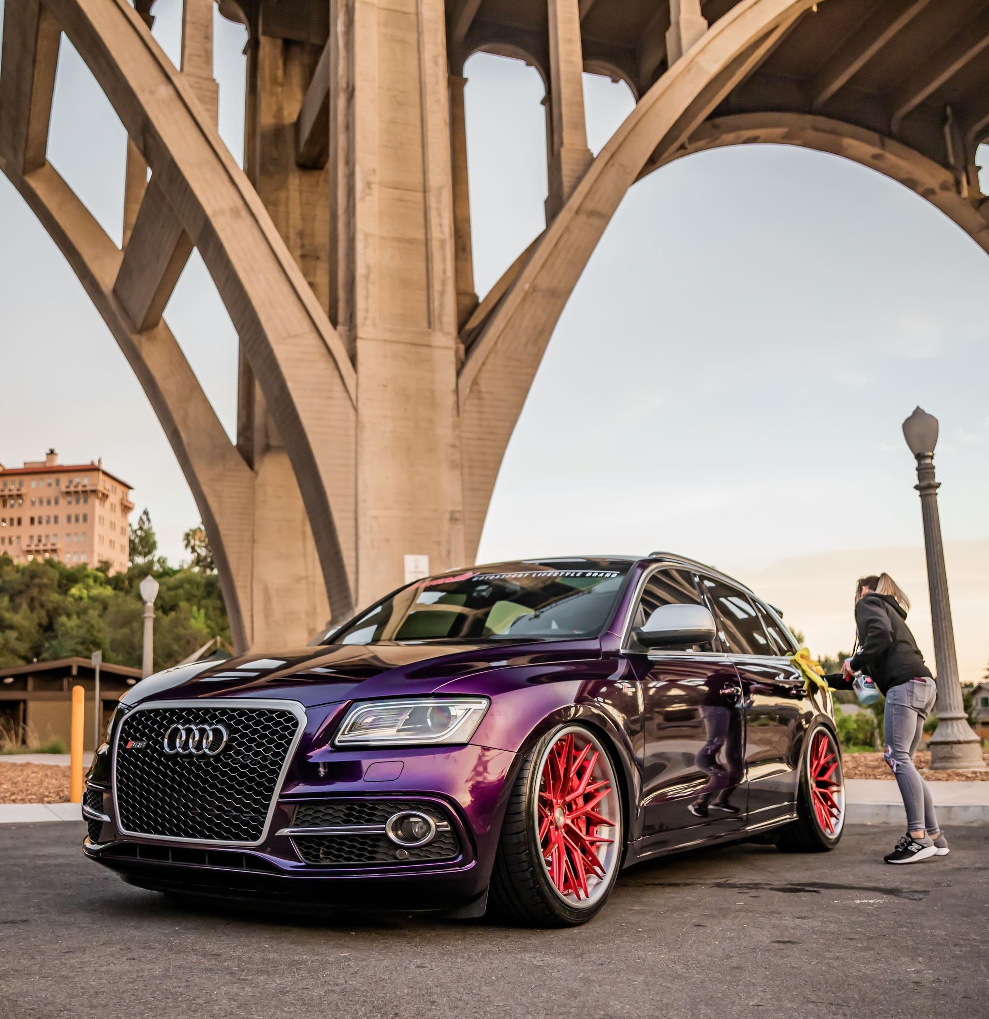 Audi SQ5 Headlights
