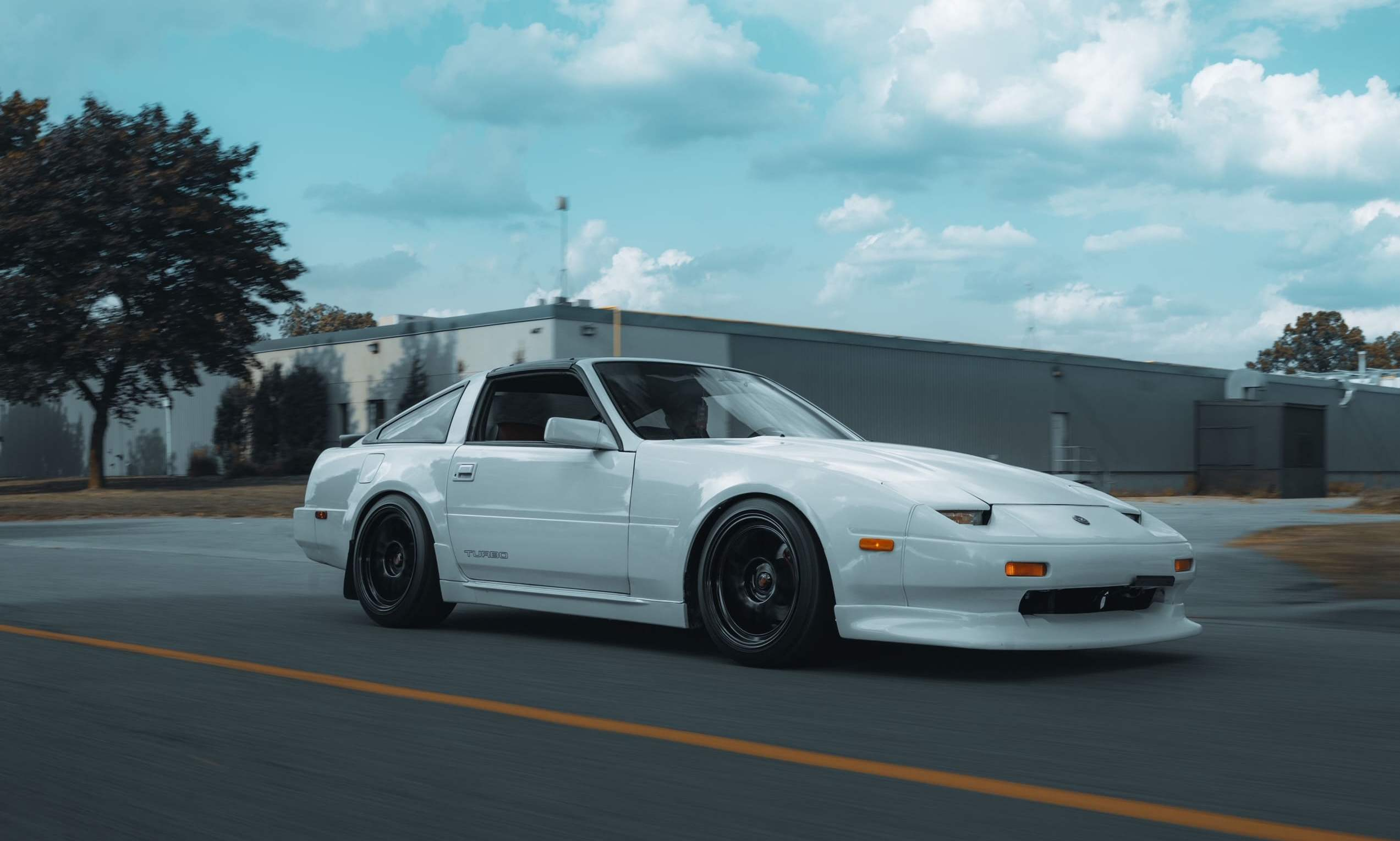Modified Nissan 300ZX