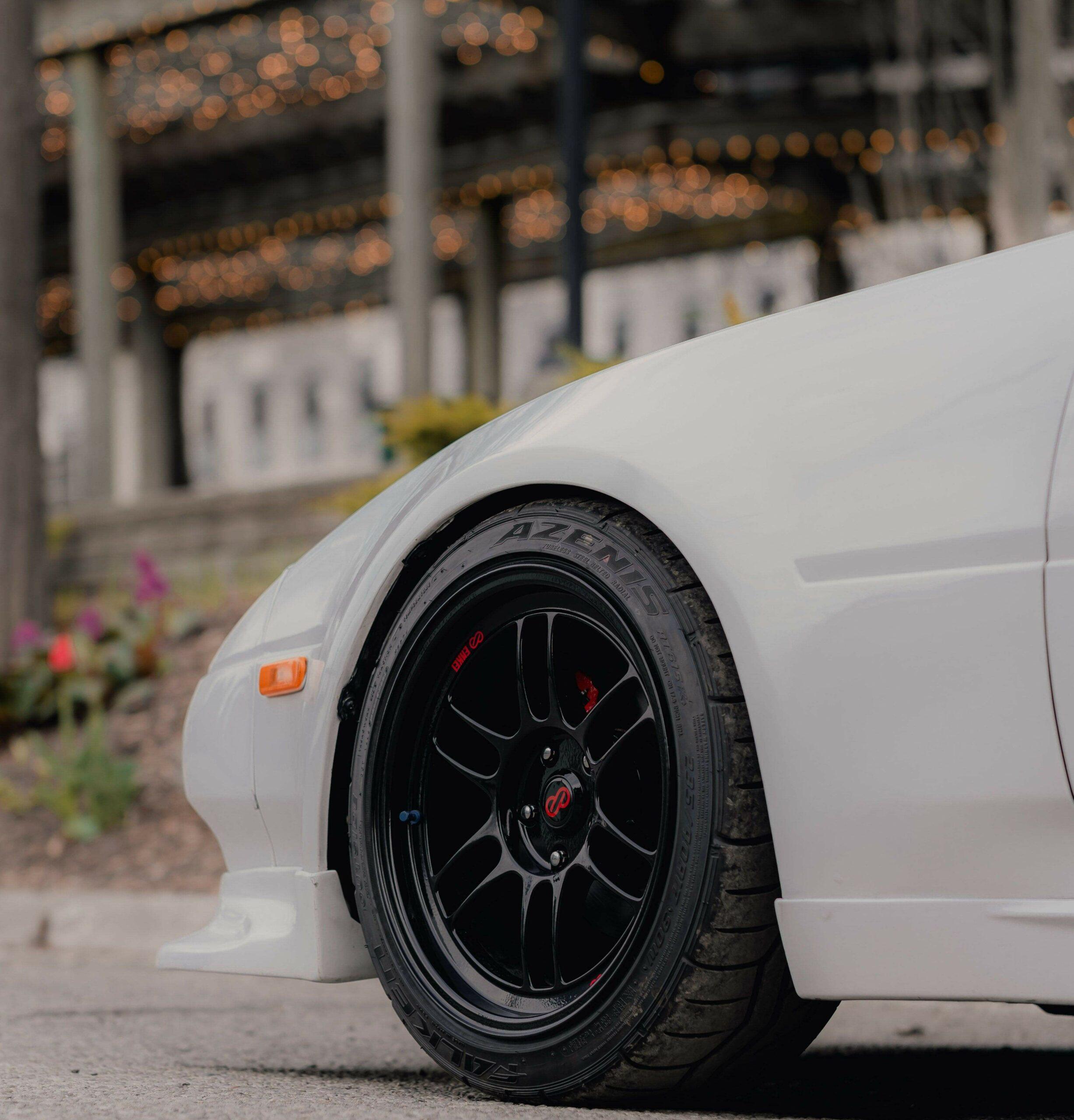 Nissan 300ZX Wheels