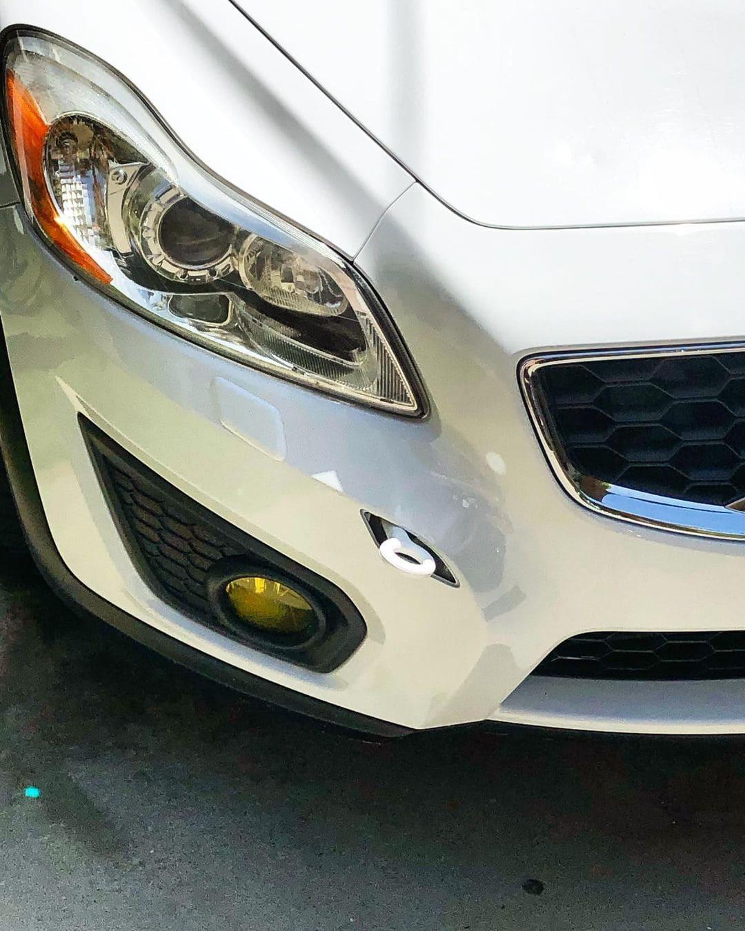 Volvo C30 Headlight