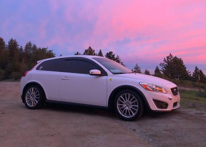 Miguel Angulo, 2011 Volvo C30 T5 Base model w/ geartronic