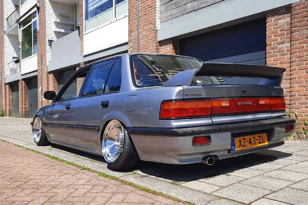 1990 Honda Civic Wing