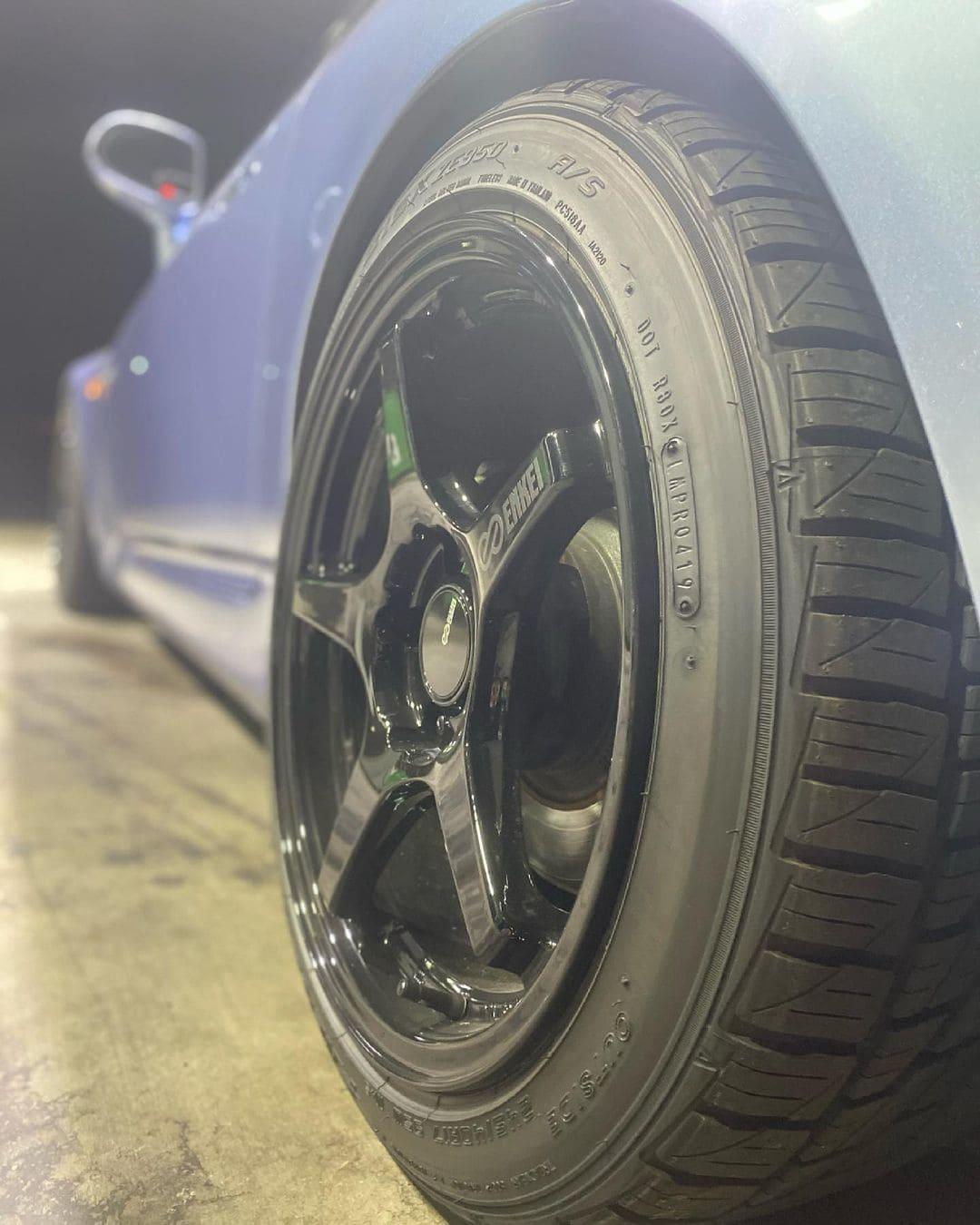 Honda S2000 With Rims