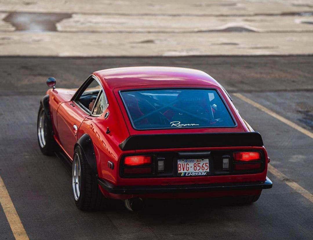 1975 Datsun 280z Wing