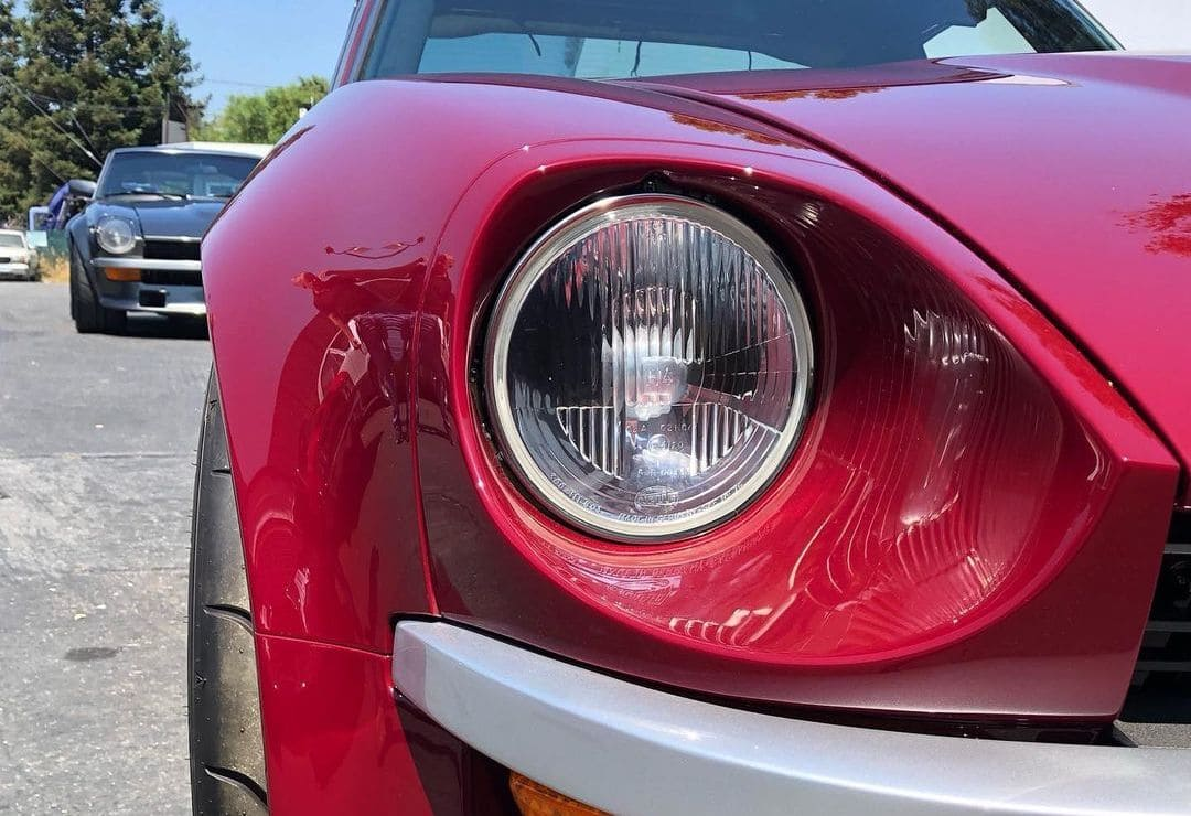 Datsun 240Z Headlights