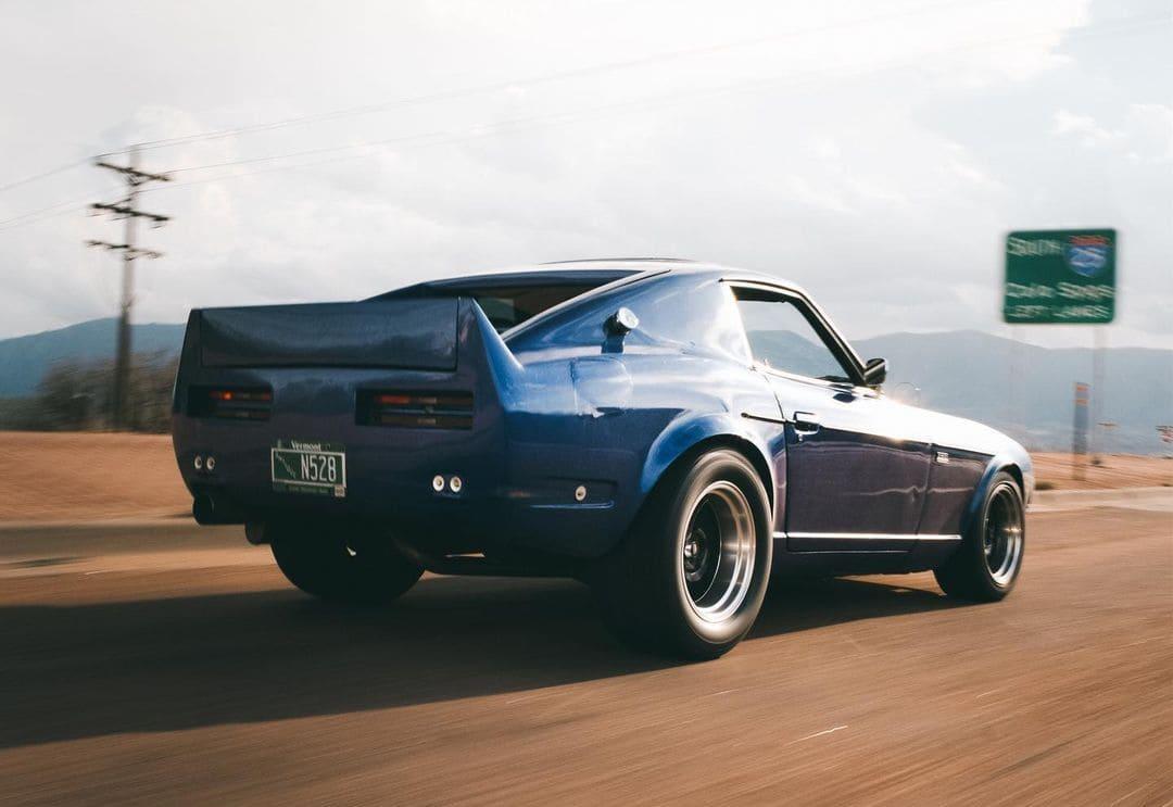 Datsun 240z Rear End