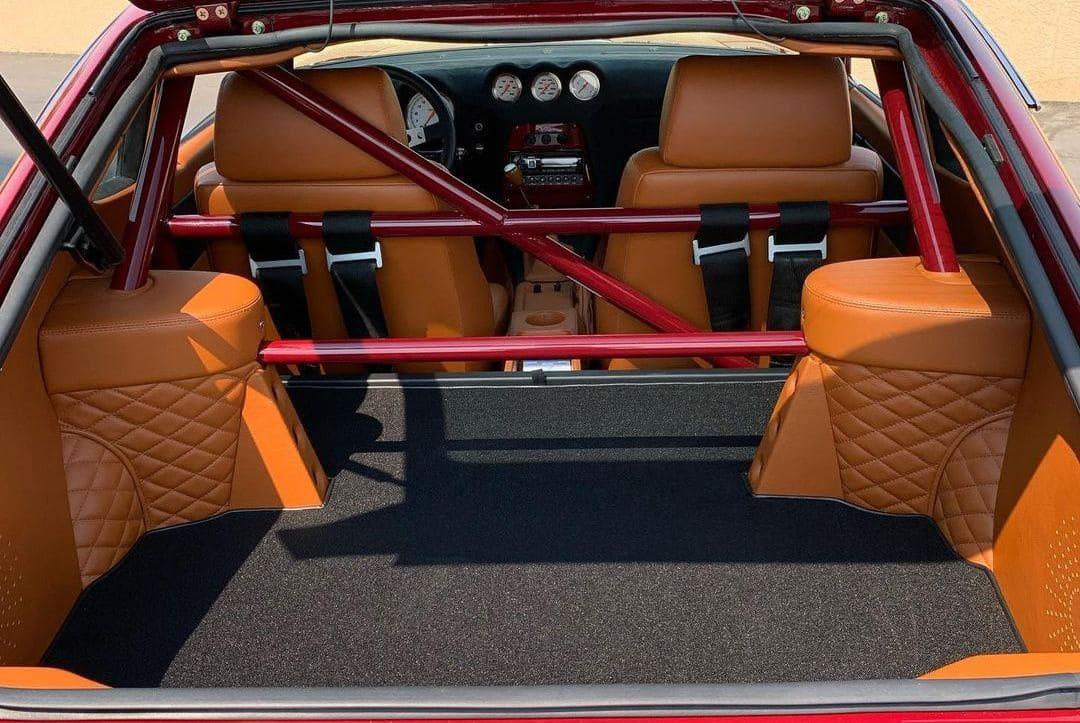 Datsun 240Z Roll Cage
