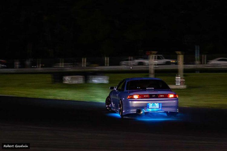Nissan 240sx Rear End